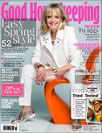 Good Housekeeping UK – April, 2015 [PDF]