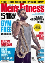 Men's Fitness UK – December, 2015 [PDF]