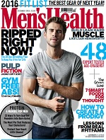 Men's Health UK – December, 2015 [PDF]
