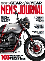Men's Journal USA – December, 2015 [PDF]