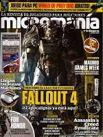 Micromanía – Noviembre, 2015 [PDF]
