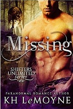 Missing (Shifters Unlimited Book 1) – K. H. LeMoyne [PDF] [English]