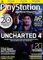 PlayStation Official Magazine UK – November, 2015 [PDF]