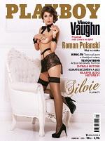 Playboy Czech Republic – Duben, 2015 [PDF]