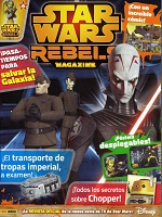 Star Wars Rebels #6 – Noviembre, 2015 [PDF]