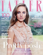 Tatler UK – April, 2015 [PDF]