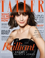 Tatler UK – January, 2015 [PDF]
