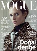 Vogue Turkiye – Ekim, 2015 [PDF]