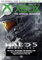 Xbox The Official Magazine UK – November, 2015 [PDF]