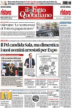 il Fatto Quotidiano – 10 Novembre, 2015 [PDF]