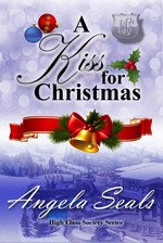 A Kiss for Christmas – Angela Seals [PDF] [English]