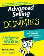 Advanced Selling for Dummies – Ralph R. Roberts [English] [PDF]
