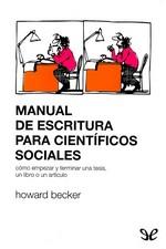 Manual de escritura para científicos sociales – Howard Becker [PDF]