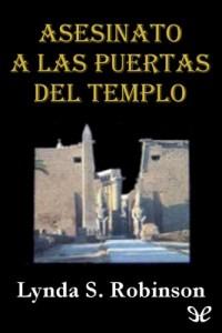 Asesinato a las puertas del templo – Lynda Suzanne Robinson [PDF]