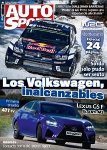 Auto Sport – 26 Enero, 2016 [PDF]