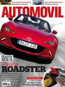 Automovil España – Febrero, 2016 [PDF]