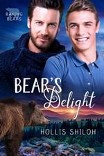 Bear's Delight (Baking Bears Book 2) – Hollis Shiloh [English] [PDF]