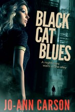 Black Cat Blues (Vancouver Blues Suspense Series Book 1) – Jo-Ann Carson [PDF] [English]