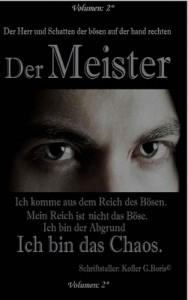 Der MEISTER: Ich bin das Chaos. (Volumen 2°) Ich bin der abgrund – Kofler Gianluca Boris [Italian] [PDF]