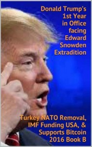 Donald Trump's 1st Year in Office facing Edward Snowden Extradition Turkey NATO Removal, IMF Funding USA, & Supports Bitcoin 2016 Book B: (CARCI) Central … Refugee Crisis Initiative – M. Lawrence [PDF] [English]
