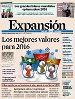 Expansión – 09 Enero, 2016 [PDF]