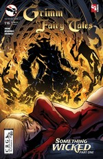 Grimm Fairy Tales #116 – Something Wicked Part One (2015) [PDF]