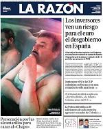 La Razón – 09 Enero, 2016 [PDF]