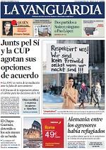 La Vanguardia – 09 Enero, 2016 [PDF]