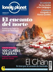 Lonely Planet Traveller España – Febrero, 2016 [PDF]
