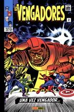 Marvel Gold. Los Vengadores 2: Una vez Vengador [PDF]