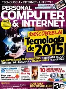 Personal Computer & Internet #146 – España – Enero, 2015 [PDF]