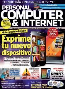 Personal Computer Internet #147 Febrero, 2015 [PDF]
