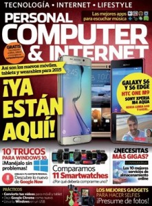 Personal Computer Internet #149 Abril, 2015 [PDF]