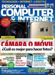 Personal Computer Internet #151 Junio, 2015 [PDF]