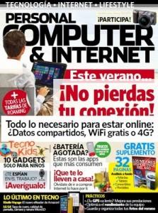 Personal Computer Internet #153 Agosto, 2015 [PDF]
