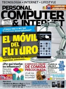 Personal Computer Internet #155 Octubre, 2015 [PDF]