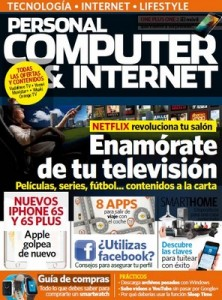 Personal Computer Internet #156 Noviembre, 2015 [PDF]