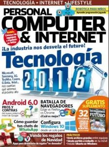Personal Computer Internet #157 Diciembre, 2015 [PDF]