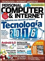 Personal Computer & Internet España – Enero, 2016 [PDF]