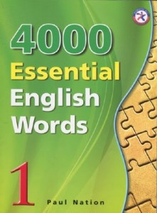 4000 Essential English Words 1 –  I.S.P. Nation, Fidel Cruz [PDF] [English]