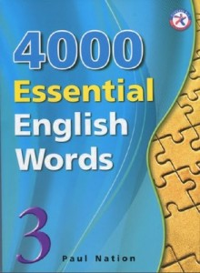 4000 Essential English Words 3 –  I.S.P. Nation, Fidel Cruz [PDF] [English]