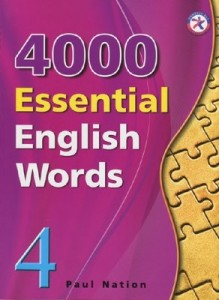 4000 Essential English Words 4 –  I.S.P. Nation, Fidel Cruz [PDF] [English]