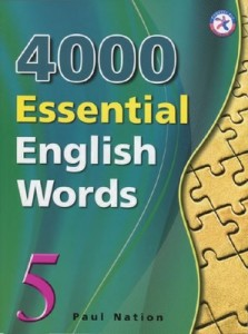 4000 Essential English Words 5 –  I.S.P. Nation, Fidel Cruz [PDF] [English]