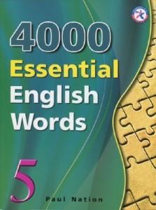 4000 Essential English Words 5 –  I.S.P. Nation, Fidel Cruz [PDF] [English]
