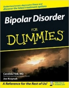Bipolar Disorder for Dummies – Candida Fink, Joseph Kraynak [PDF] [English]
