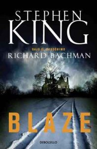 Blaze – Richard Bachman [ePub & Kindle]