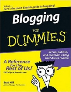 Blogging for Dummies – Brad Hill [PDF] [English]