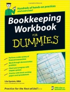 Bookkeeping Workbook for Dummies – Lita Epstein [PDF] [English]