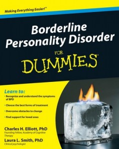 Borderline Personality Disorder for Dummies – Charles H. Elliott, Laura L. Smith [PDF] [English]