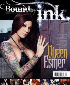 Bound By Ink #06, 2011 [PDF]